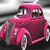 Пятнашки: Автомобиль (Tortoise car slide puzzle)