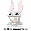 Пять отличий: Маленькие монстры (Little monsters)