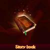 Поиск предметов: Книга историй (Story book. Find objects)