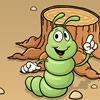 Жадная гусеница (Greedy worm)