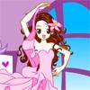 Одевалка: Воздушное платье (Girl Dressup)