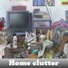 Поиск предметов: Беспорядок (Home clutter. Find objects)