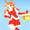 Одевалка: Рождество (Christmas Lover)
