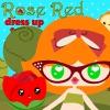 Одевалка: Роза (Rose Red DressUp)