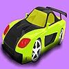 Раскраска: Раллийный авто (Hot rally car coloring)