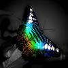 Пятнашки: Бабочка (Butterfly Slide Puzzle)