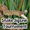 Пазл: Змеи (Snake Jigsaw Tournament)
