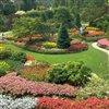 Пазл: Лужайки Канады (Canada Garden Jigsaw)