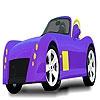 Раскраска: Быстрый автомобиль (Fast impreza car coloring)