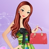 Одевалка: Летний наряд (Funky Summer Dresses)