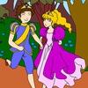Раскраска: Сказочная страна (Saving The Fairyland Coloring)