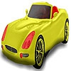 Раскраска: Кабриолет (Red seater car coloring)