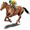 Печать: Гонка на лошадях 2 (Horse Racing Typing 2)