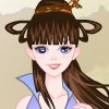Одевалка: Девушка из Китая (Ancient Chinese Musician Girl)