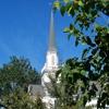 Пазл: Церковь (Jigsaw: White Wooden Church)
