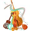 Поиск чисел: Музыкальный коктейль (Musical cocktail)