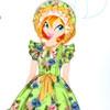 Одевалка: Ретро платья Блум (Bloom's Old Clothes)
