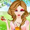 Одевалка: Фруктовый образ (Fruitilicious Makeover)