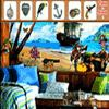 Поиск предметов: Пираты (Pirate Room Hidden Objects)