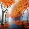 Пазл: Осень (Autumn Park Jigsaw)
