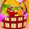 Корзина фруктов (Fruit Basket Decoration)