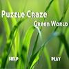 Пазл: Зеленый мир (Puzzle Craze - Green World)