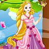 Одевалка: Прекрасная принцесса (A Beautiful Princess Dress Up Trendydressup)