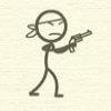 Создаем анимацию: СтикМен 2 (Stick Gunman Animations Maker)