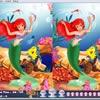 Десять различий: Мир Ариэль (Ariel's World 10 Differences)