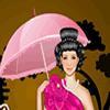 Одевалка: Традиционный наряд в Азии. (Asian Traditional Dress Up 2)
