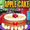 Украшение яблочного пирога (Apple Cake Decoration)