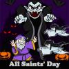 Поиск предметов: День всех святых (All Saints' Day. Find objects)