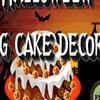 Кулинария: Пирог на Хеллоуин (Halloween Big Cake Decor)