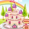 Кулинария: Торт замок принцессы (Princess Castle Cake 2)