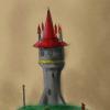 Пять отличий: Башня волшебника (Wizard's tower 5 Differences)