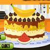 Кулинария: Банановые пироженки (Banana Cheese Cake Decoration)