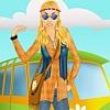 Одевалка: Наряд для хиппи (Hippie Chic Fashion Dress Up ARPA)