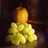 Пазл: Виноград (Jigsaw: Green Grapes)