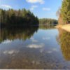 Пазл: Горное озеро (Mirror Lake State Park Jigsaw)