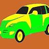Раскраска: Быстрое такси (Speedy taxi coloring)