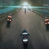 3D Гонка в будущем (3D Future Bike Racing)