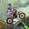 Мототриал по джунглям (Jungle Moto Trial)