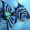 Пазл: Потрясающая рыбка (Fabulous fish puzzle)