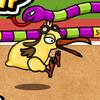 Олимпиада зверей: Прыжки в длинну (Animal Olympics - Triple Jump)