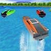 3D Гонка на катерах (3D Powerboat Race)