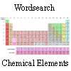 Поиск слов: Криминал (Wordsearch: Chemical Elements)