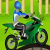 На мотоцикле по горам (Mountain Side Bike Ride)