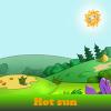 Пять отличий: Горячее солнышко (Hot sun 5 Differences)
