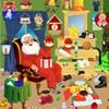 Поиск предметов: Комната Санты (Santa Messy Room)