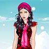 Одевалка: Зимняя мода (Winter Fashion Dressup)